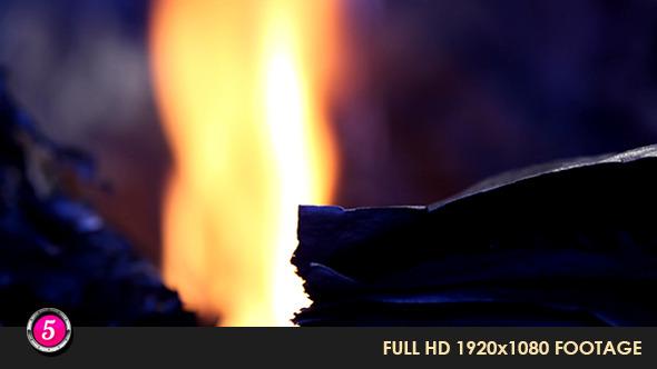 Fire Burns Inflames 6