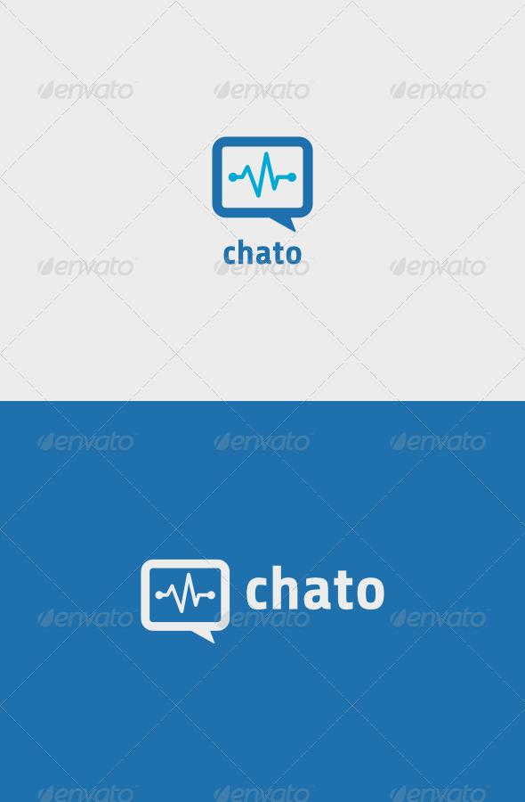 GraphicRiver Chato Logo 7143812