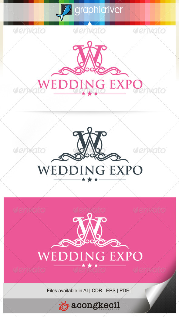 GraphicRiver Wedding Expo 7144077