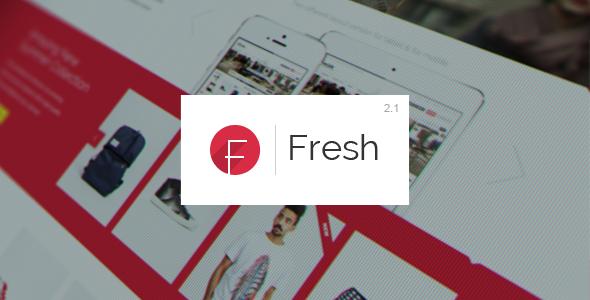 Fresh - Responsive Magento Theme - Magento eCommerce
