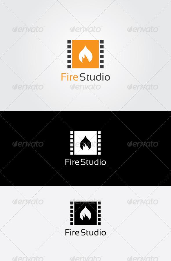 GraphicRiver Fire Studio Logo 7145720