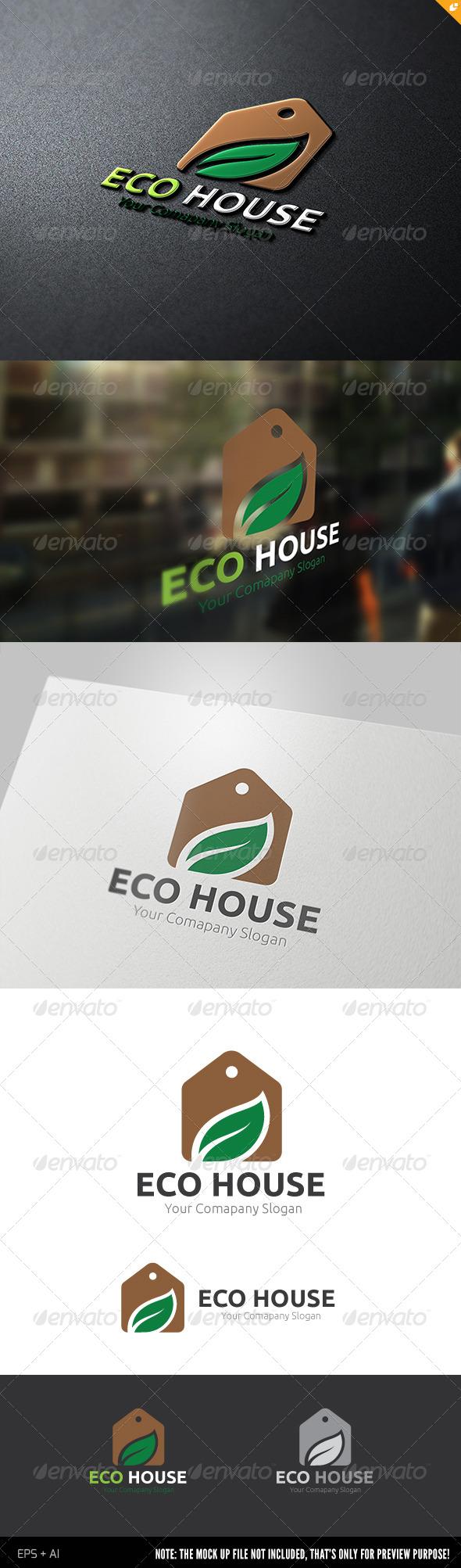 GraphicRiver Eco House 7145731