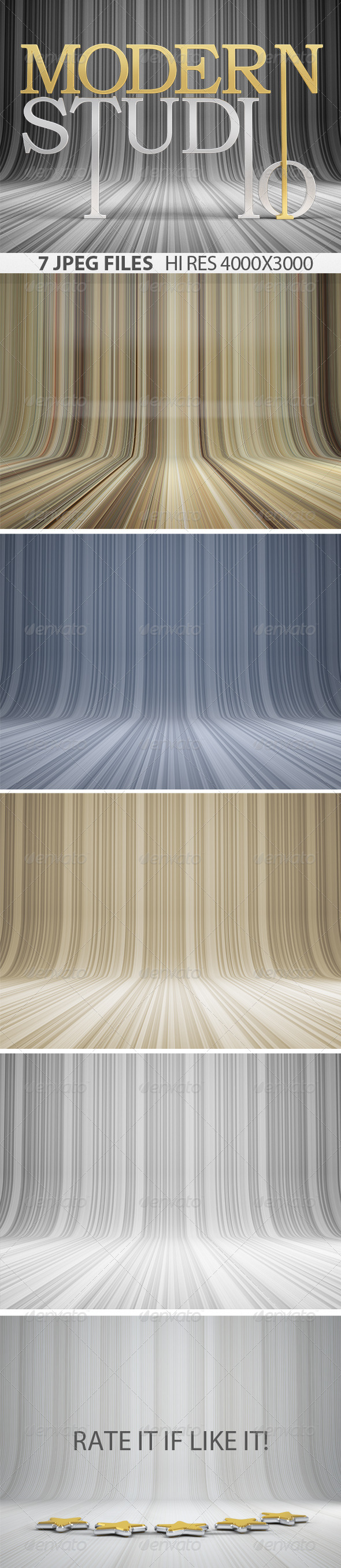 GraphicRiver Modern Studio Background 7146713