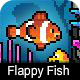 Flappy Fish - iPad & iPhone Game Cocos2d Admob