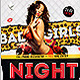 Flyer Bad Girls Night - GraphicRiver Item for Sale