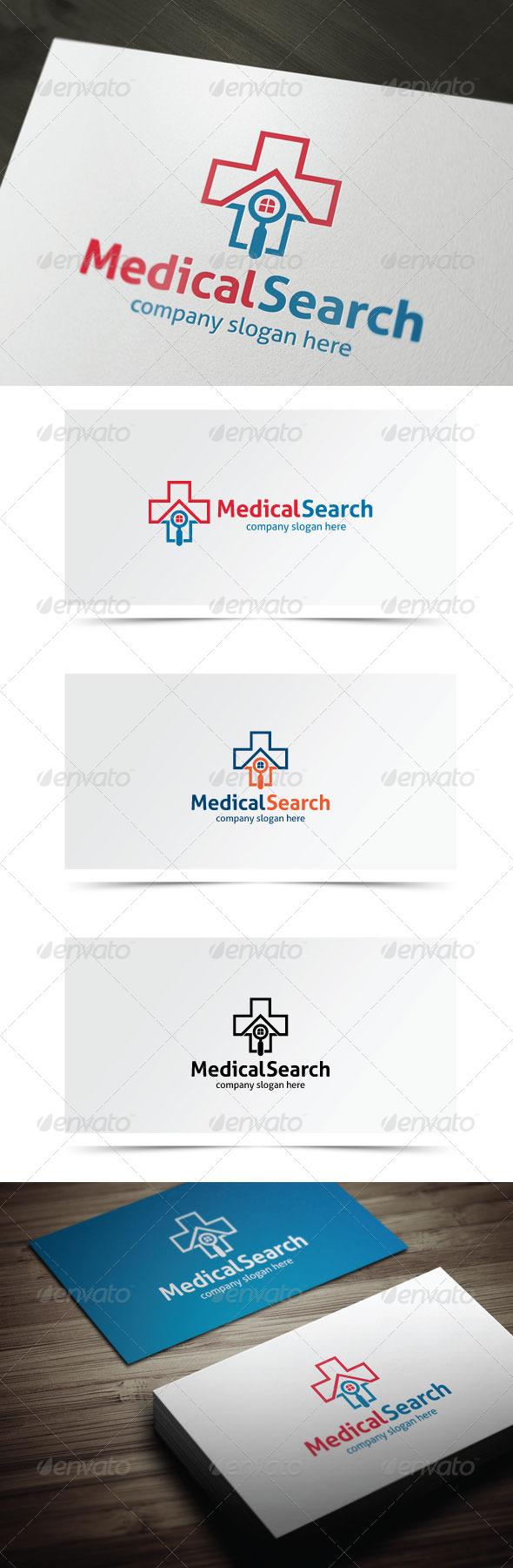 GraphicRiver Medical Search 7151663