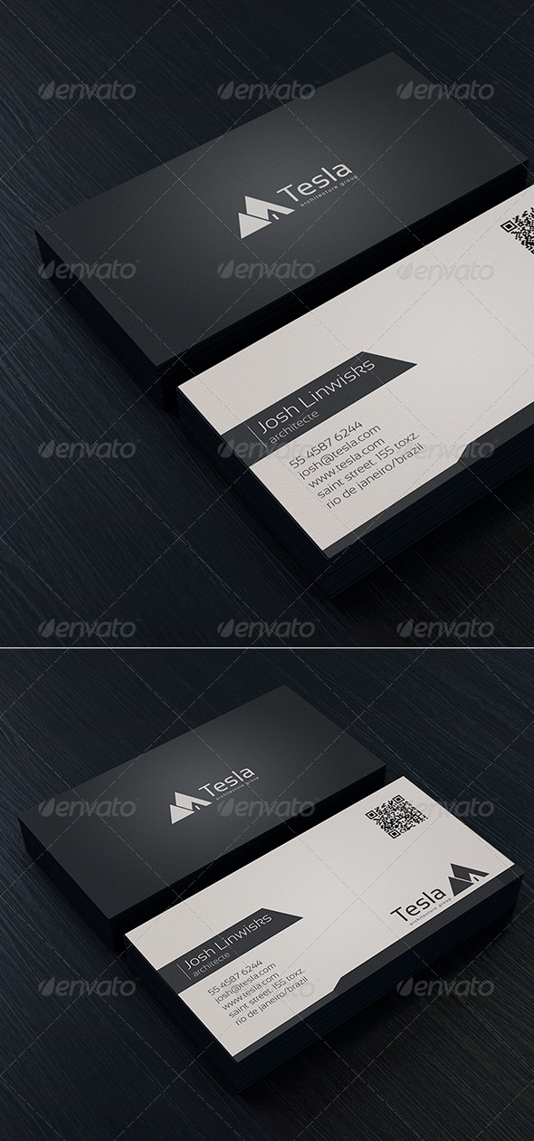 GraphicRiver Minimal Business Card Vol 6 7151770