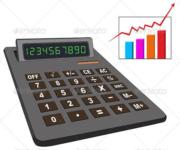 GraphicRiver Calculator 7092979