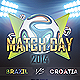 Match Day 2014 - Premium Flyer - GraphicRiver Item for Sale