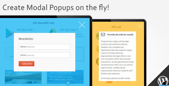 CodeCanyon Modal Popup Box For Visual Composer 7155037