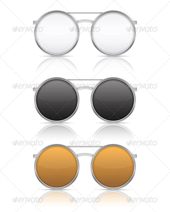 GraphicRiver Glasses 7155430