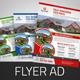 Property Sale/ Real Estate Flyer Ad Design - GraphicRiver Item for Sale