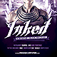 Tattoo Convention Flyer Template - GraphicRiver Item for Sale
