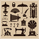 Vintage Ephemera and Objects - GraphicRiver Item for Sale