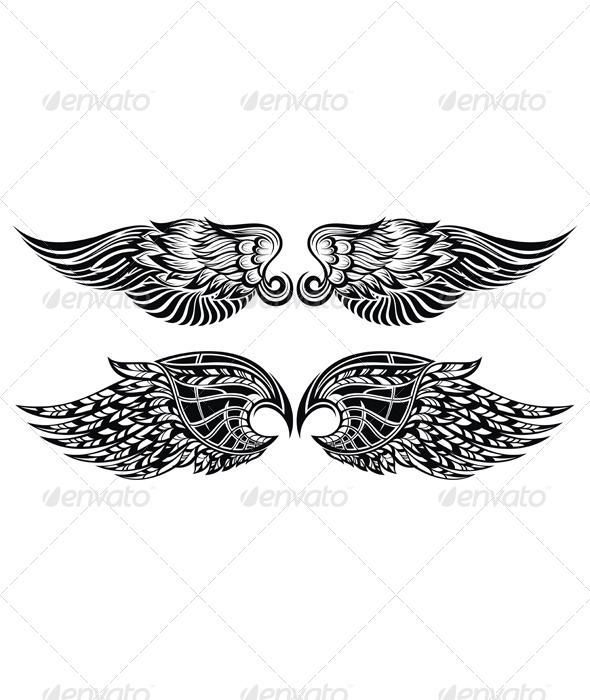 GraphicRiver Wings 7157031