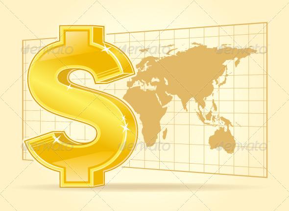 GraphicRiver Global Economy 7157107