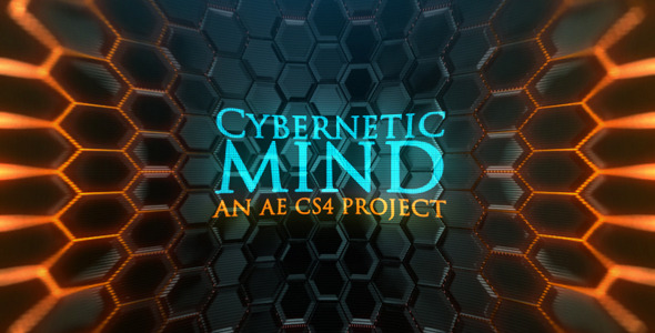After Effects Project - VideoHive Cybernetic Mind 751104