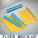 Flyer MockUps - GraphicRiver Item for Sale