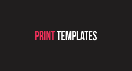 PrintTemplates
