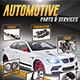 Automotive Parts & Serv-Graphicriver中文最全的素材分享平台