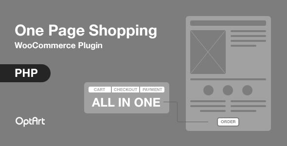 CodeCanyon WooCommerce One Page Shopping 7158470