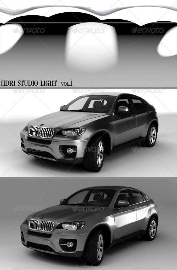 HDRI Light 1 - 3DOcean Item for Sale
