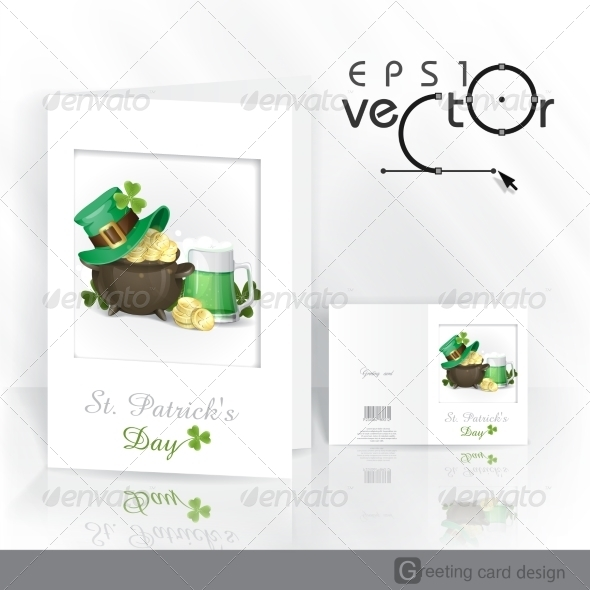 GraphicRiver St Patrick s Day Background 7159756
