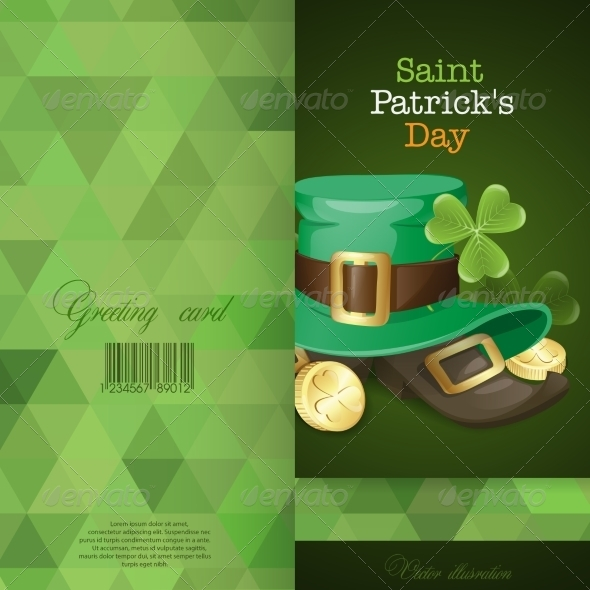 GraphicRiver St Patrick s Day Background 7159758