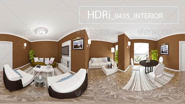 3DOcean 0435 Interoir HDRi 7160790