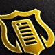 Shield, Server Vector Logo Template