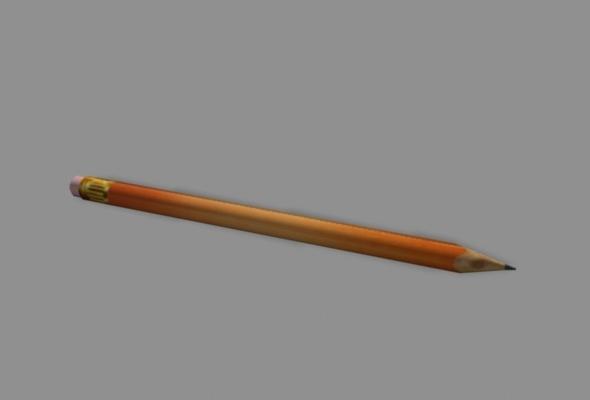 3DOcean Pencil 7161414