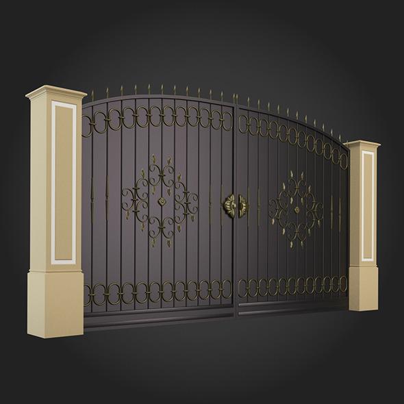 3DOcean Gate 001 7162017