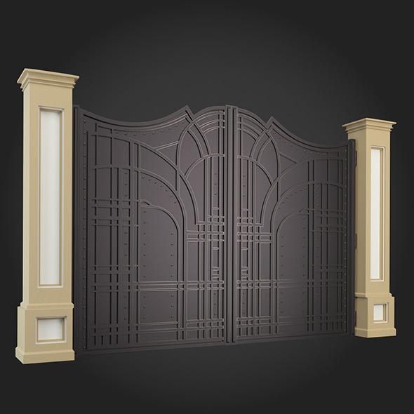 3DOcean Gate 005 7162126