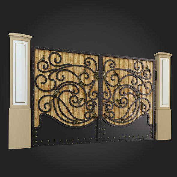 3DOcean Gate 007 7162166
