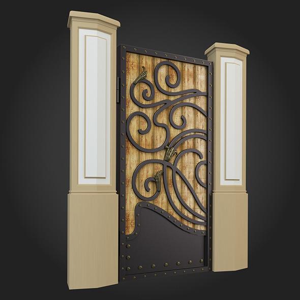 3DOcean Gate 008 7162198