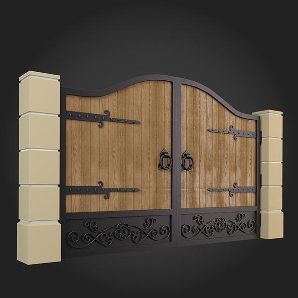 3DOcean Gate 009 7162211