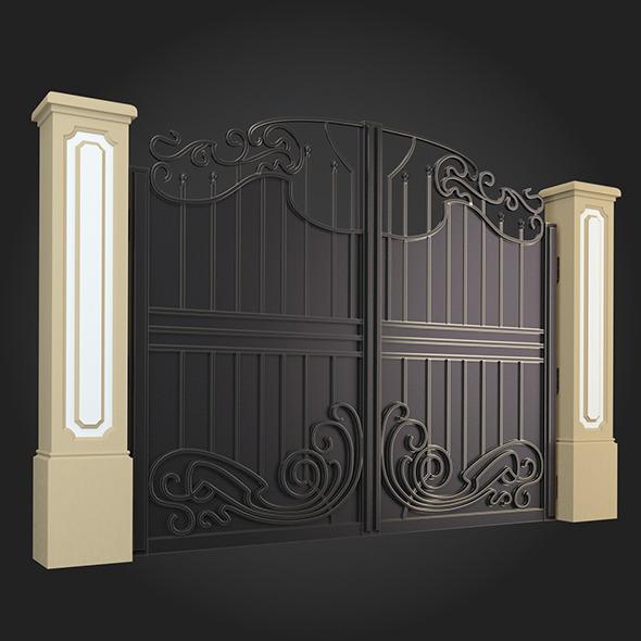 3DOcean Gate 011 7162283