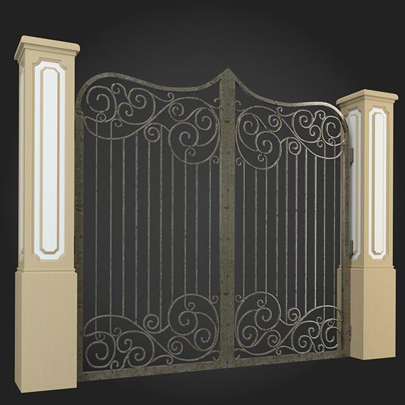 3DOcean Gate 013 7162383