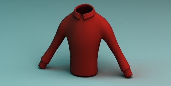 3DOcean Shirt 7162736