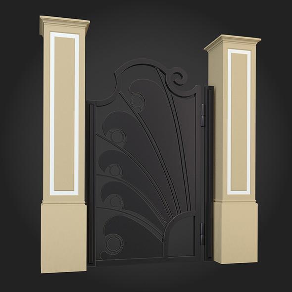 3DOcean Gate 016 7162962
