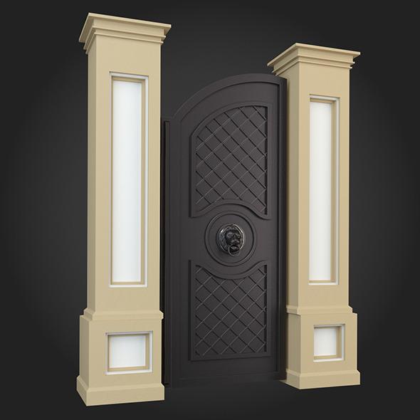 3DOcean Gate 017 7162974