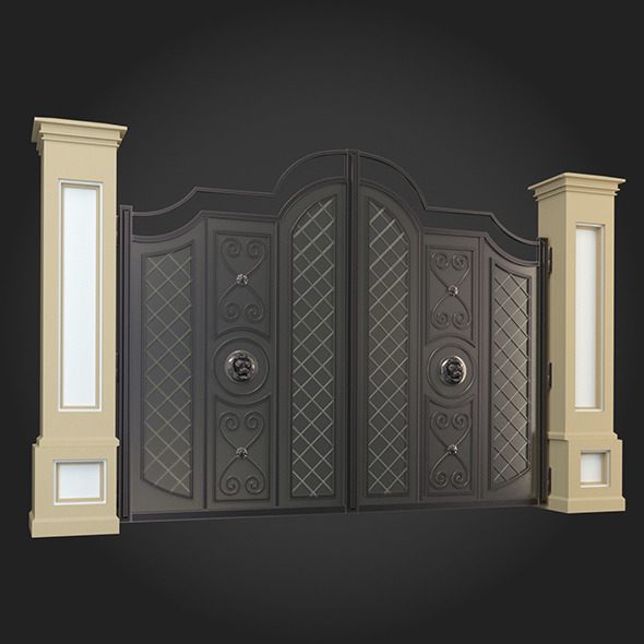 3DOcean Gate 018 7163088