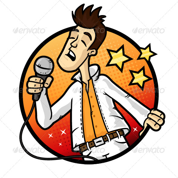 GraphicRiver Karaoke Star 7163121