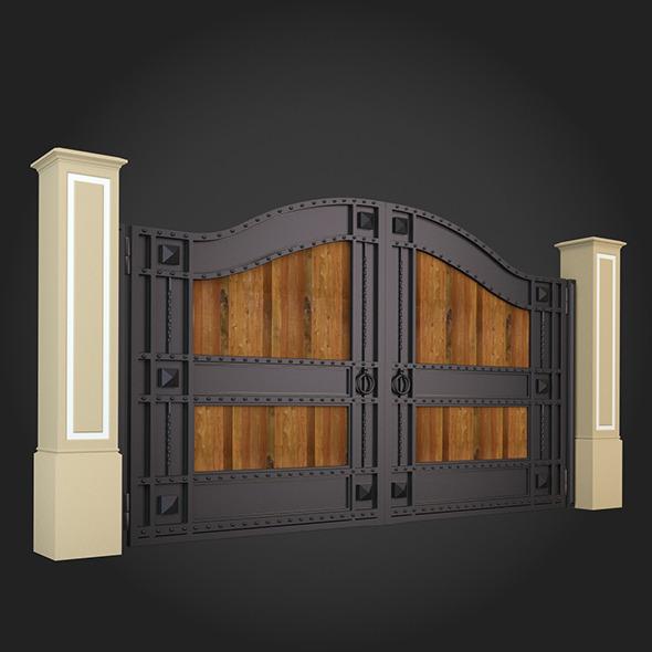 3DOcean Gate 019 7163226