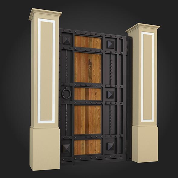 3DOcean Gate 020 7163230