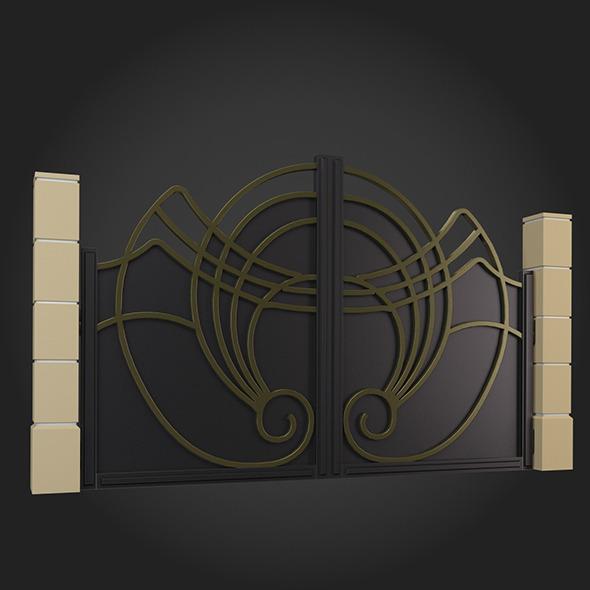 3DOcean Gate 022 7163351