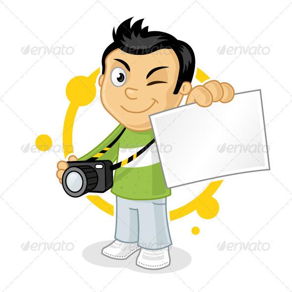 GraphicRiver Photographer 7163372