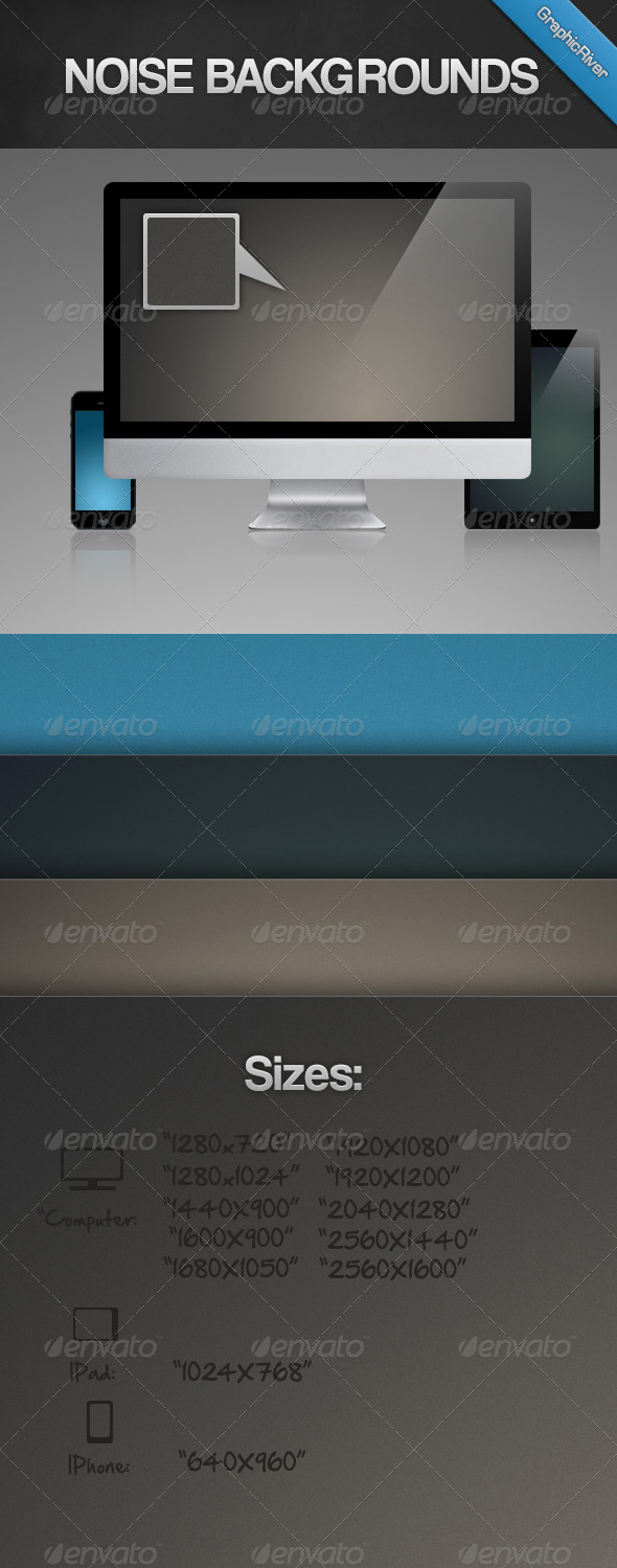 GraphicRiver Noise Backgrounds 7162791