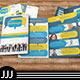 Social Conference Bifold Conference Brochure Pack - GraphicRiver Item for Sale