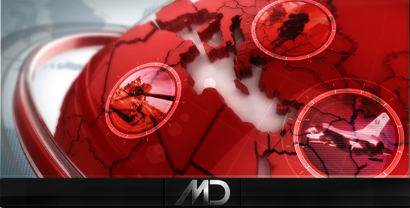 After Effects Project - VideoHive Broadcast Design News ID 265452